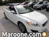 2011 Ice White Volvo C70 T5 #57876997