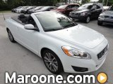 2011 Ice White Volvo C70 T5 #57876996