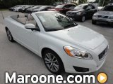 2011 Ice White Volvo C70 T5 #57876993