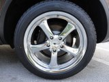 Volkswagen Touareg 2011 Wheels and Tires