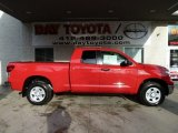 2012 Radiant Red Toyota Tundra Double Cab 4x4 #57874204