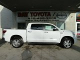 2012 Super White Toyota Tundra Limited CrewMax 4x4 #57874203