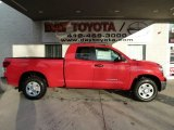 2012 Radiant Red Toyota Tundra Double Cab 4x4 #57874200