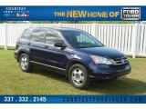 2010 Royal Blue Pearl Honda CR-V LX #57876209