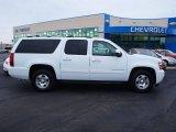 2011 Summit White Chevrolet Suburban LT #57874165