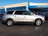 2008 Platinum Metallic Buick Enclave CXL AWD #57874163
