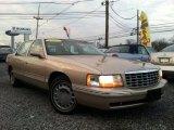 1997 Shale Beige Metallic Cadillac DeVille Sedan #57970008