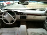 1997 Cadillac DeVille Sedan Dashboard