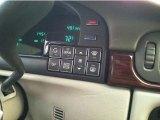 1997 Cadillac DeVille Sedan Controls