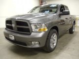 2012 Mineral Gray Metallic Dodge Ram 1500 Express Quad Cab 4x4 #57969981