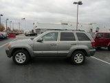 2008 Mineral Gray Metallic Jeep Grand Cherokee Limited 4x4 #57876148