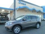 2012 Urban Titanium Metallic Honda CR-V EX 4WD #57969888