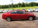 2008 Red Jewel Tint Coat Chevrolet Malibu LT Sedan #57874018