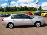2005 Galaxy Silver Metallic Chevrolet Malibu LS V6 Sedan #57874011