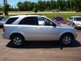 2009 Bright Silver Kia Sorento LX #57874009