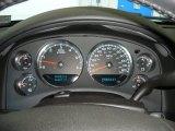 2008 Chevrolet Silverado 1500 LTZ Crew Cab 4x4 Gauges