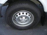 Dodge Sprinter Van 2006 Wheels and Tires