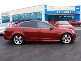 2009 Sport Red Metallic Pontiac G8 GT #57873959