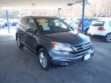 2011 Polished Metal Metallic Honda CR-V EX-L 4WD #57969791