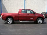 2010 Salsa Red Pearl Toyota Tundra Double Cab 4x4 #57873943