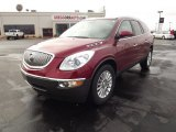 2008 Red Jewel Buick Enclave CXL #57969774