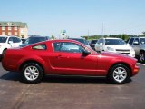 2006 Redfire Metallic Ford Mustang V6 Premium Coupe #57873917