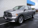 2011 Mineral Gray Metallic Dodge Ram 1500 Sport Crew Cab 4x4 #57873914