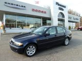 2003 Orient Blue Metallic BMW 3 Series 325xi Sedan #57969754