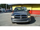 2002 Graphite Metallic Dodge Ram 1500 SLT Quad Cab #57969734