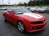 2010 Victory Red Chevrolet Camaro SS/RS Coupe #57873889