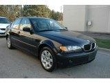 2002 Jet Black BMW 3 Series 325xi Sedan #57875817