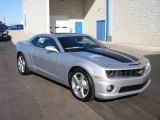2010 Silver Ice Metallic Chevrolet Camaro SS/RS Coupe #57873883