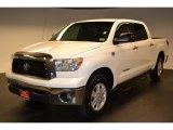 2008 Super White Toyota Tundra CrewMax #57875798