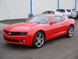 2010 Victory Red Chevrolet Camaro LT/RS Coupe #57873878