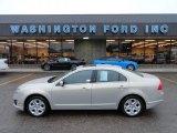 2010 Smokestone Metallic Ford Fusion SE V6 #57969712