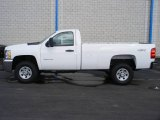 2010 Chevrolet Silverado 3500HD Work Truck Regular Cab 4x4 Data, Info and Specs