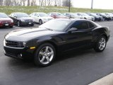 2010 Black Chevrolet Camaro LT Coupe #57873865