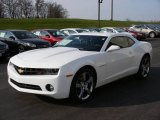 2010 Summit White Chevrolet Camaro LT/RS Coupe #57873862
