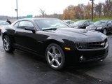 2010 Black Chevrolet Camaro LT/RS Coupe #57873858