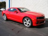 2010 Victory Red Chevrolet Camaro SS Coupe #57873855