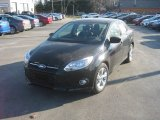 2012 Tuxedo Black Metallic Ford Focus SE Sport Sedan #57969684