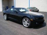 2010 Black Chevrolet Camaro LT/RS Coupe #57873844