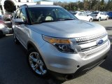 2011 Ingot Silver Metallic Ford Explorer Limited #57969656