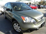 2009 Green Tea Metallic Honda CR-V EX #57969653