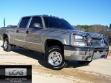 2003 Chevrolet Silverado 1500 LT Crew Cab Data, Info and Specs
