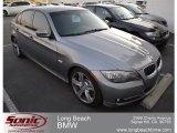 2009 Space Grey Metallic BMW 3 Series 335i Sedan #57969627