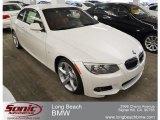 2012 Mineral White Metallic BMW 3 Series 335i Convertible #57969617
