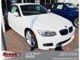 2012 Alpine White BMW 3 Series 335i Convertible #57969616