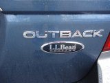 Subaru Outback 2005 Badges and Logos