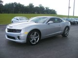 2010 Silver Ice Metallic Chevrolet Camaro SS/RS Coupe #57873821